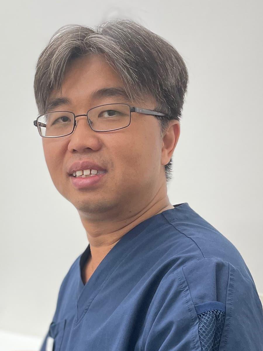 Dr Alan Kang